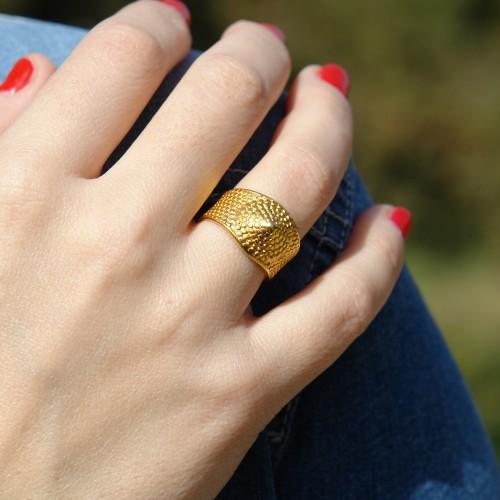 Δακτυλιδι χρυσό