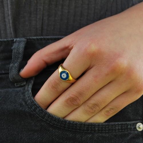 Δακτυλίδι μάτι  D000001