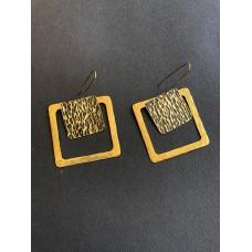 Σκουλαρίκια απο ορείχαλκο